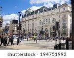 london  uk   may 14  2014 ... | Shutterstock . vector #194751992