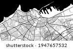 black and white vector... | Shutterstock .eps vector #1947657532