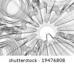 background industrial design.... | Shutterstock . vector #19476808