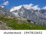 Alpine Landscape Near Refuge...