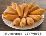chilli pakora  an extremely...   Shutterstock . vector #194798585