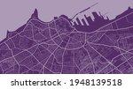 medium purple vector background ... | Shutterstock .eps vector #1948139518
