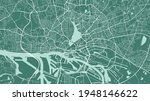 green vector background map ... | Shutterstock .eps vector #1948146622