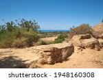 Ancient Protective Wall Of...