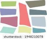abstract rectangle random... | Shutterstock .eps vector #1948210078
