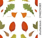 seamless pattern consisting of... | Shutterstock .eps vector #1948254385