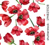 Floral Pattern. Vector Seamles...
