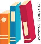 books notebooks reading list... | Shutterstock .eps vector #1948295182