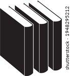 books notebooks reading list... | Shutterstock .eps vector #1948295212
