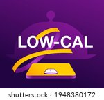 low cal food  healthy eating...   Shutterstock .eps vector #1948380172
