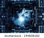 matter can dream series.... | Shutterstock . vector #194838182