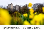 The View Of Arundel Castle  A...