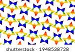 funny lgbtq gay pride wallpaper   Shutterstock .eps vector #1948538728