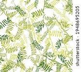 bird vetch seamless pattern.... | Shutterstock .eps vector #1948695205