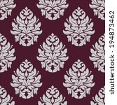 vintage seamless pattern with... | Shutterstock .eps vector #194873462