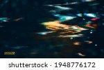 glitch art digital vector... | Shutterstock .eps vector #1948776172