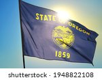 Oregon State Of United States...