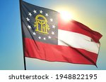 Georgia State Of United States...