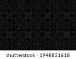 volumetric convex black... | Shutterstock .eps vector #1948831618
