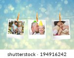 composite image of instant... | Shutterstock . vector #194916242