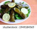 Lebanese Food Stuffed Vine...