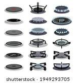 gas burner vector cartoon icon...   Shutterstock .eps vector #1949293705