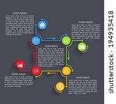 infographics design template...