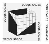 universal trendy vector... | Shutterstock .eps vector #1949385802