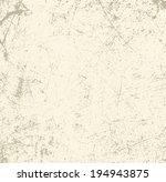 grunge texture. vector... | Shutterstock .eps vector #194943875
