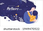 happy mother's day greeting... | Shutterstock .eps vector #1949470522