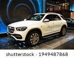New Mercedez Benz Plug In...