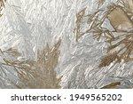 Winter Snowy Frosty Patterns On ...