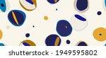 modern hand drawn abstract... | Shutterstock .eps vector #1949595802
