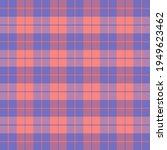 easter tartan plaid. scottish...   Shutterstock .eps vector #1949623462