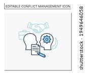 formalizing agreements line... | Shutterstock .eps vector #1949646058