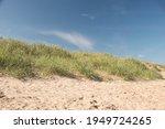 Sand Dunes At Bridlington South ...