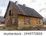 Old Traditional Wooden Building ...