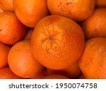 macro photo orange. stock photo ... | Shutterstock . vector #1950074758