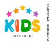 abstract amusing bright kids...   Shutterstock .eps vector #1950128908