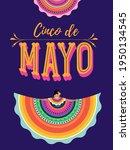 cinco de mayo   may 5  federal... | Shutterstock .eps vector #1950134545