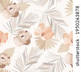 abstract boho seamless pattern... | Shutterstock .eps vector #1950263878