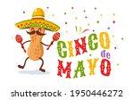 Vector Poster For Cinco De Mayo ...