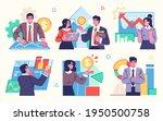 stock market  finance  capital...   Shutterstock .eps vector #1950500758