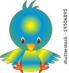 bird vector | Shutterstock .eps vector #19506895