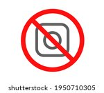 do not use camera. vector sign...   Shutterstock .eps vector #1950710305