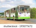 chelyabinsk region  russia  ... | Shutterstock . vector #195077672