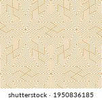 abstract geometric pattern. a... | Shutterstock .eps vector #1950836185