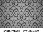 the geometric pattern with... | Shutterstock .eps vector #1950837325