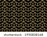 the geometric pattern with... | Shutterstock .eps vector #1950838168