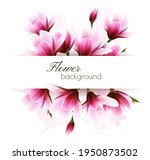 natural greeting card with red... | Shutterstock .eps vector #1950873502
